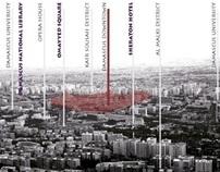 Damascus New City center (Uptown) 2050 _ GraduationAvan