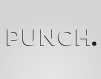 PUNCH. Product Line