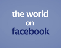 The world on facebook