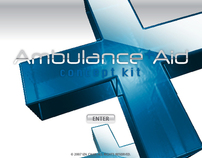 Ambulance Aid Concept Kit
