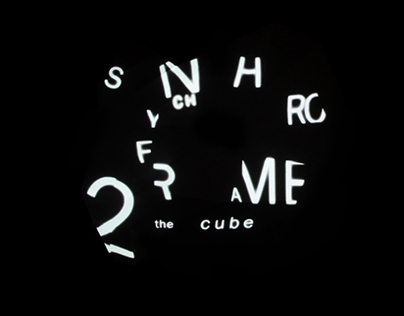 synchroframe • the cube