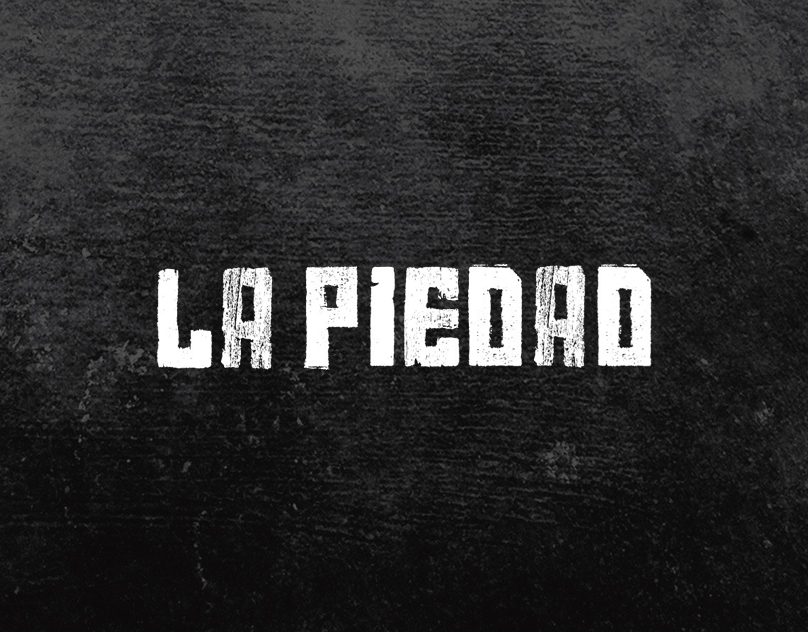 Dossier & Website for the film: La Piedad.