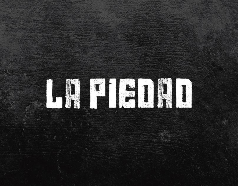 Dossier & Website for the film: La Piedad.