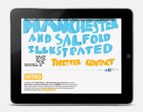 MANCHESTER AND SALFORD ILLUSTRATED