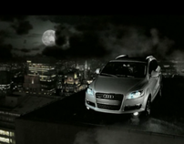 Audi Q7 (tv and showroom video)