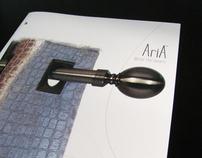 Aria Metal Hardware Identity