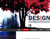 DesignMind Website Design