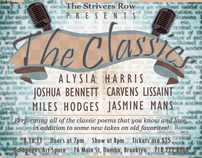The Classics Flyer