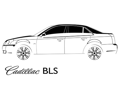 Cadillac BLS Concept & Production