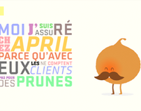 April _ loan insurrance _ original music