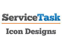 ServiceTask Icon Designs