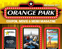 OP Coupon, Movie & Menu Magazine #2