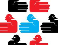 Hands & Birds
