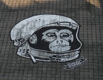 Space Monkey | Teufelsberg Berlin