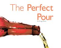 Perfect Pour Magazine Spread