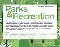 Parks & Recreation Newsletter