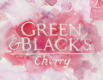 Green & Blacks - Packaging