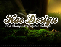 Kae Design - Web Design and Front-End Developer