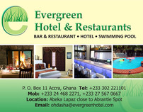 Evergreen Hotel & Restaurants
