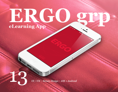 ERGO Group iOS + Android App – Equeo