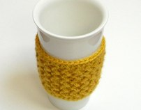 CUE Coffee Cozy