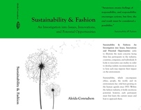 Sustainability & Fashion Dissertation