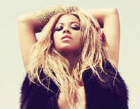 Beyoncé Official Label Site & Mood Boards