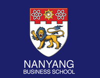 Nanyang Business School Rebranding