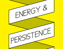 Energy & Persistence Conquer All Things