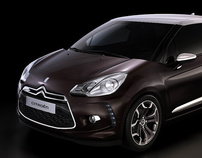 CITROËN DS3 LIGHTING