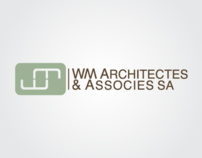 Corporate Identity - WM Architectes & Associés SA