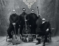DJANGO DELUXE  ALBUM COVER