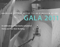 American Friends of Tel Aviv Museum Gala Journal 2011