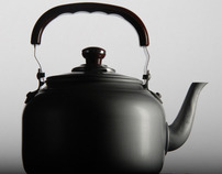 Teakettle Product Photography