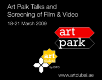 Art Park Motion Graphic Infographic