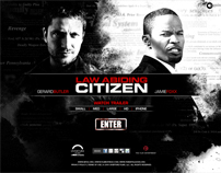 Law Abiding Citizen Website