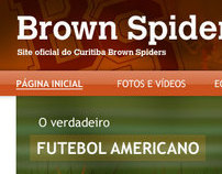 Brown Spiders