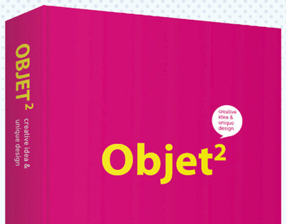 Objet2 Book featuring Kinema pendant