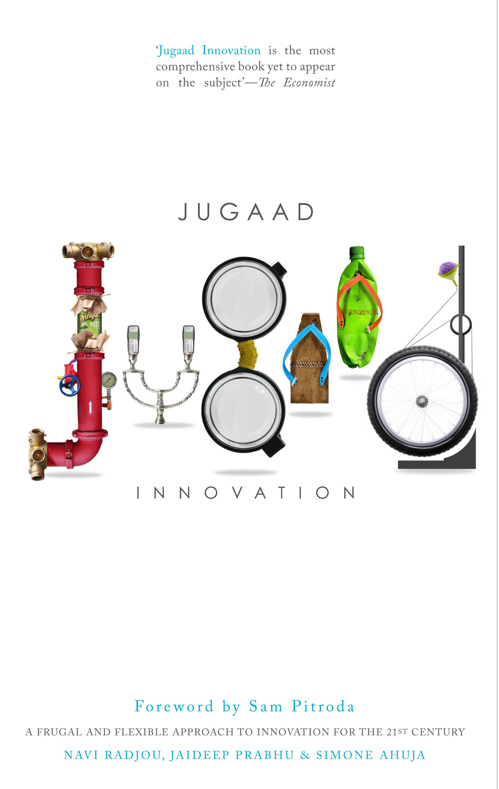 JUGAAD, Book Cover