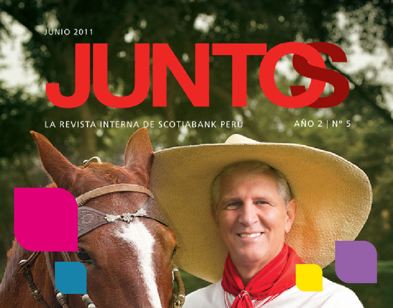Revista Juntos Scotiabank