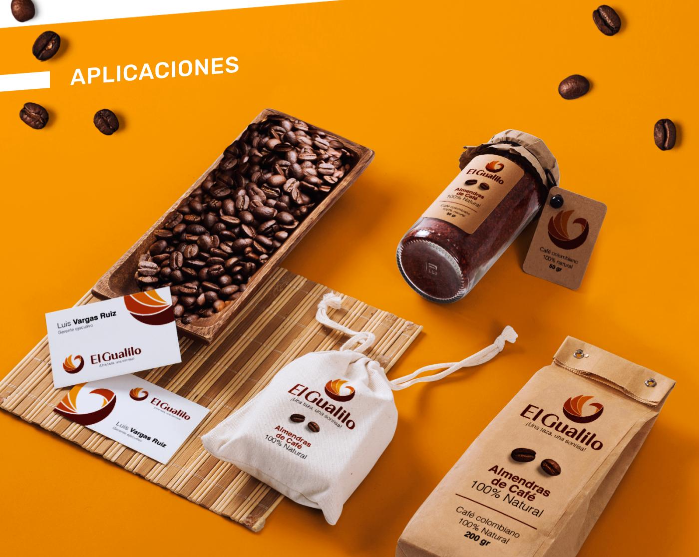 Propuesta de Re-diseño Café El Gualilo
