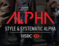 Alpha System HSBC German Identity