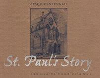St. Pauls Sesquicentennail Journal