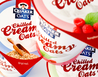 Quaker Oats Package