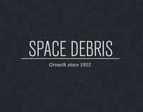 SPACE DEBRIS | film, poster