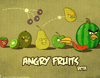 Angry Fruits