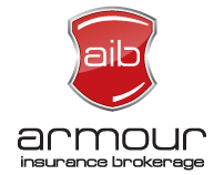 Armour Insurance Brokerage Brand and Stationery Design