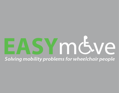 EASY move. Solving mobility problems for wheelchair.