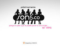 Son5.co - Online Radio Station