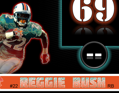 Reggie Bush - Rush To League Leader